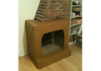 Fireplace Re-facing